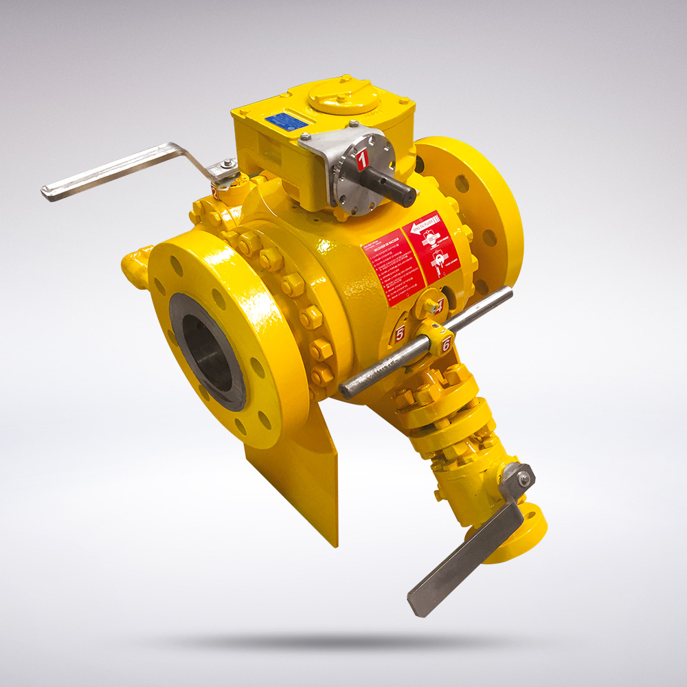 sern-md-l-pig-launching-receiving-ball-valves